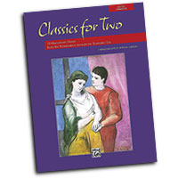 Patrick M. Liebergen : Classics for Two : Duet : Songbook & CD :  : 038081263175  : 00-27110