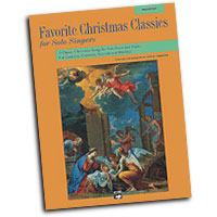Patrick M. Liebergen : Favorite Christmas Classics for Solo Singers - High : Solo : Songbook & CD :  : 038081153384  : 00-17927