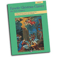 Patrick M. Liebergen : Favorite Christmas Classics for Solo Singers - Low : Solo : Songbook & CD :  : 038081153438  : 00-17932