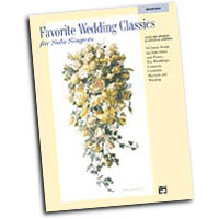 Patrick Liebergen : Favorite Wedding Classics for Solo Singers - High : Solo : Songbook : 038081188034  : 00-19900