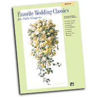 Patrick M. Liebergen : Favorite Wedding Classics for Solo Singers - Low : Solo : Songbook & CD :  : 038081188065  : 00-19903