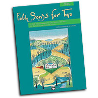 Jay Althouse : Folk Songs for Two : Duet : Songbook & CD :  : 038081166117  : 00-17796