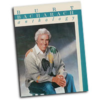 Burt Bacharach : Anthology : Solo : Songbook : 723188615308  : 00-VF1530