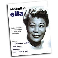 Ella Fitzgerald : Essential Ella : Solo : Songbook : 55-4977A