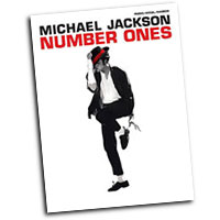 Michael Jackson : Number Ones : Solo : Songbook :  : 654979074670  : 00-PFM0407