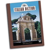 John Glenn Paton : Gateway to Italian Diction : Solo : Songbook & CD :  : 038081155111  : 00-17613