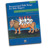 Jay Althouse : International Folk Songs for Solo Singers - Medium Low : Solo : Songbook :  : 038081151038  : 00-16964