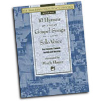 Mark Hayes : 10 Hymns & Gospel Songs for Solo Voice - Medium High : Solo : Songbook : 038081180878  : 00-19100