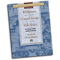Mark Hayes : 10 Hymns & Gospel Songs for Solo Voice - Medium Low : Solo : Songbook :  : 038081180908  : 00-19103