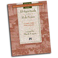 Mark Hayes : 10 Spirituals for Solo Voice - Medium High : Solo : Songbook : 038081155630  : 00-17958