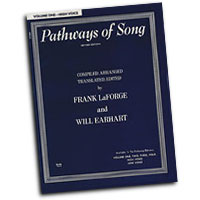 Various Arrangers : Pathways of Song, Volume One - High Voice : Solo : Songbook : 038081262192  : 00-24112