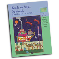 Jay Althouse : Ready to Sing... Spirituals : Solo : Songbook & CD : 038081179773  : 00-19811