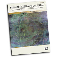 Patrick M. Liebergen : Singer's Library of Arias - Medium High : Solo : Songbook & CD : 038081313573  : 00-28813