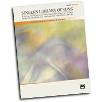 Patrick Liebergen : Singer's Library of Song - Medium : Solo : Songbook & CD : 038081238296  : 00-23505