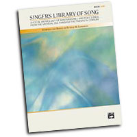 Patrick Liebergen : Singer's Library of Song - Low  : Solo : Songbook & 2 CDs : 038081238302  : 00-23506