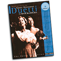Various Composers : Cantolopera - Duets for Soprano/Mezzo-Soprano Vol. 2 : Duet : Songbook & CD :  : 884088137267 : 50486422