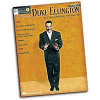 Duke Ellington : Pro Vocal - Duke Ellington : Solo : Songbook & CD : 073999748550 : 0634080466 : 00740341