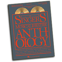 Richard Walters (editor) : Singer's Musical Theatre Anthology - Baritone/Bass Book - Vol. 1 : Solo : Songbook & CD : 884088129934 : 1423423674 : 00000486