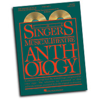 Richard Walters (editor) : Singer's Musical Theatre Anthology - Duets Book - Vol. 1 : Duet : Songbook & 2 CDs : 884088129941 : 1423423682 : 00000487