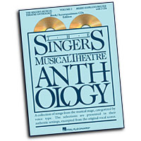 Richard Walters (editor) : Singer's Musical Theatre Anthology - Mezzo-Soprano Book - Vol. 2 : Solo : Songbook & CD : 884088129965 : 1423423704 : 00000489
