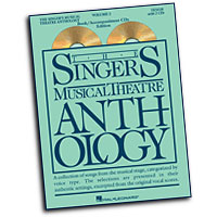 Richard Walters (editor) : Singer's Musical Theatre Anthology - Tenor Book - Vol. 2 : Solo : Songbook & CD : 884088129972 : 1423423712 : 00000490