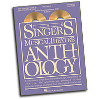 Richard Walters (editor) : Singer's Musical Theatre Anthology - Soprano Book - Vol. 3 : Solo : Songbook & 2 CDs : 884088130039 : 1423423747 : 00000493