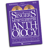 Richard Walters (editor) : Singer's Musical Theatre Anthology - Soprano Book - Vol. 4 : Solo : Songbook & CD : 884088130107 : 1423423798 : 00000497