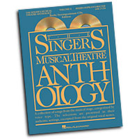 Richard Walters (editor) : Singer's Musical Theatre Anthology - Mezzo-Soprano Book - Vol. 5 : Solo : Songbook & CD : 884088191863 : 9781423447122 : 00001163