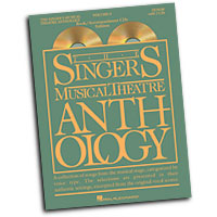 Richard Walters (editor) : Singer's Musical Theatre Anthology - Tenor Book - Vol. 5 : Solo : Songbook & CD : 884088191870 : 1423447131 : 00001164