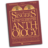 Richard Walters (editor) : Singer's Musical Theatre Anthology - Baritone/Bass Book - Vol. 5 : Solo : Songbook & CD : 884088191887 : 142344714X : 00001165