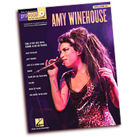 Amy Winehouse : Pro Vocal Series : Solo : Songbook & CD :  : 884088601560 : 1458413934 : 00740444