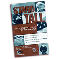 Jay Rouse : Stand Tall! A Patriotic Collection for Men's Chorus : TTBB : 01 Songbook :  : 797242271298