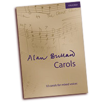 Alan Bullard : Carols : SATB : 01 Songbook : 9780193364851 : 9780193364851