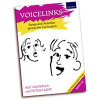 Peter Hunt : Voicelinks : 01 Songbook & 1 CD : Peter Hunt :  : 9780193370234 : 9780193370234