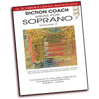 G. Schirmer Opera Anthology : Diction Coach - Arias for Soprano Vol 2 : Solo : Songbook & CD : 884088082734 : 1423413148 : 50486262