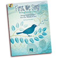 Susan Brumfield : First, We Sing : 01 Songbook & 1 CD :  : 884088620134 : 1458418669 : 09971663