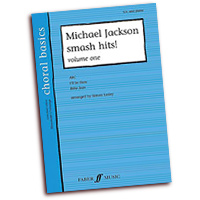 Michael Jackson : Smash Hits! Vol 1 : SA : 01 Songbook : 9780571526246 : 12-0571526241