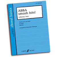 ABBA : Smash Hits - Vol 2 : SA : 01 Songbook : 9780571525188 : 12-0571525180