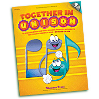 Greg Gilpin : Together In Unison : Unison : 01 Songbook & 1 CD : 884088907969 : 1480342599 : 35029024