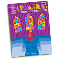 Various : Church Solos for Kids : Solo : Songbook & CD : 073999812404 : 0793582288 : 00740080
