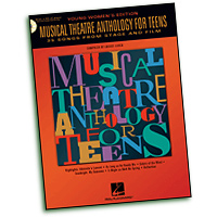 Various : Musical Theatre Anthology for Teens : Solo : Songbook & CD :  : 073999343328 : 0634047639 : 00740189