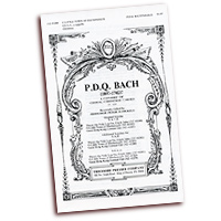 P.D.Q. Bach - Peter Schickele : Christmas Fun : SSAA : Sheet Music : Peter Schickele
