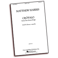 Matthew Harris : Two Lorca Songs : SATB : Sheet Music :