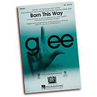 Lady Gaga  : Songs for Treble Voices : SSA : Sheet Music
