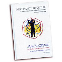 James Jordan : The Conductor's Gesture : 01 Book : James Jordan :  : G-8096