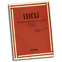 Nicola Vaccai : Practical Vocal Method - High Voice : 01 Book & 1 CD :  : 073999828672 : 1480304700 : 50482867