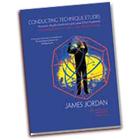 James Jordan : Conducting Technique Etudes : 01 Book & 1 CD : James Jordan :  : G-8419