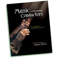 Dennis Shrock : Music for Beginning Conductor : 01 Book :  : G-7911