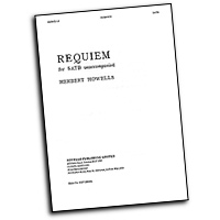 Herbert Howells : Requiem : SATB : 01 Songbook : 884088417284 : 0853606943 : 14027133