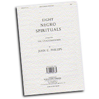 John Phillips : Eight Negro Spirituals : SSA. : 01 Songbook :  : 14037376